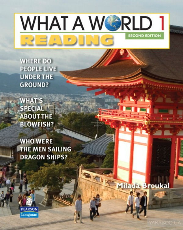 What a World Reading 1: Amazing Stories from Around the Globe
