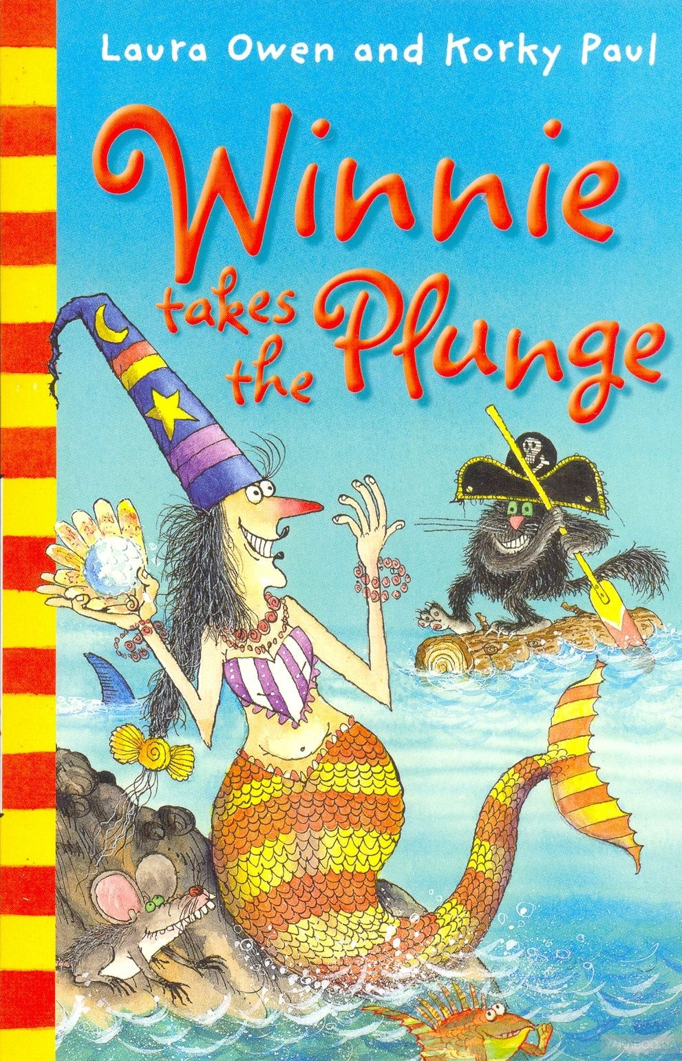 Winnie Takes the Plunge фото