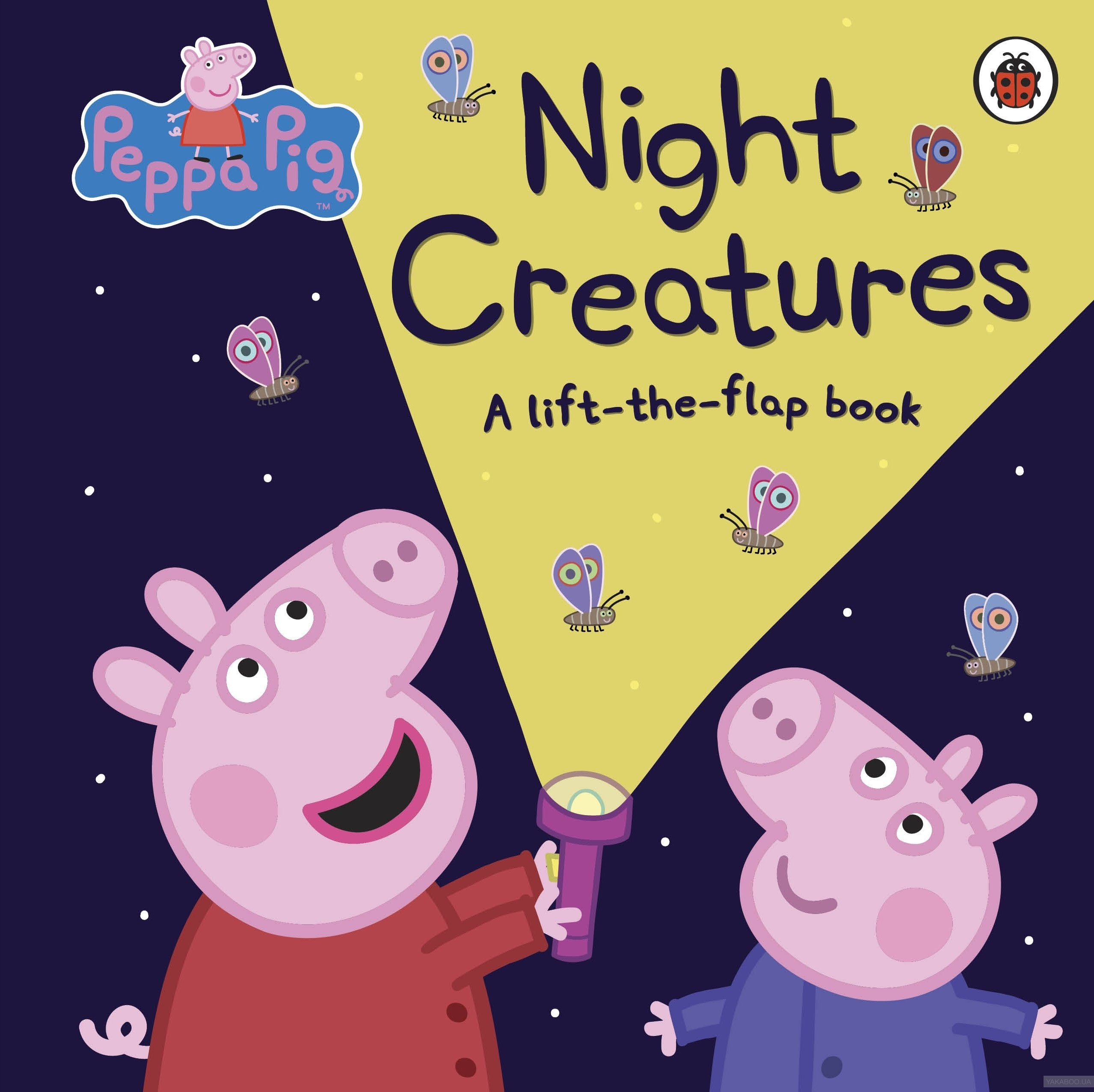 Peppa Pig: Night Creatures фото