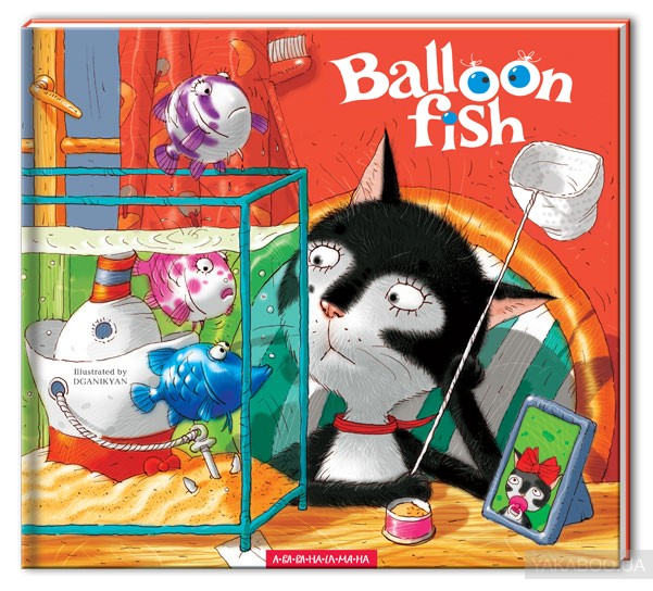 Balloon Fish фото