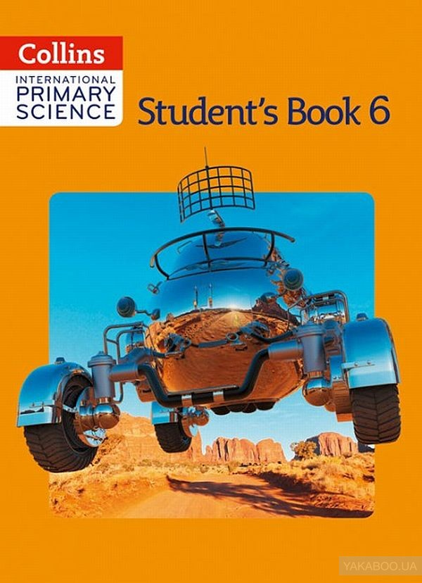 Collins International Primary Science. Student's Book 6
