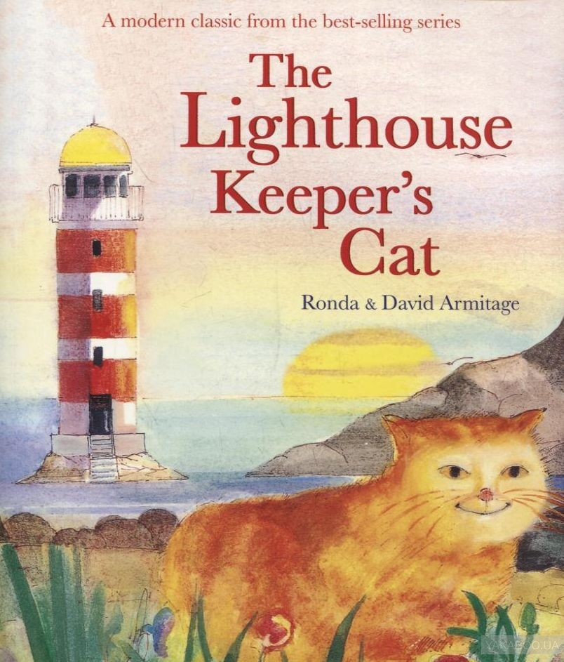 The Lighthouse Keeper's Cat фото