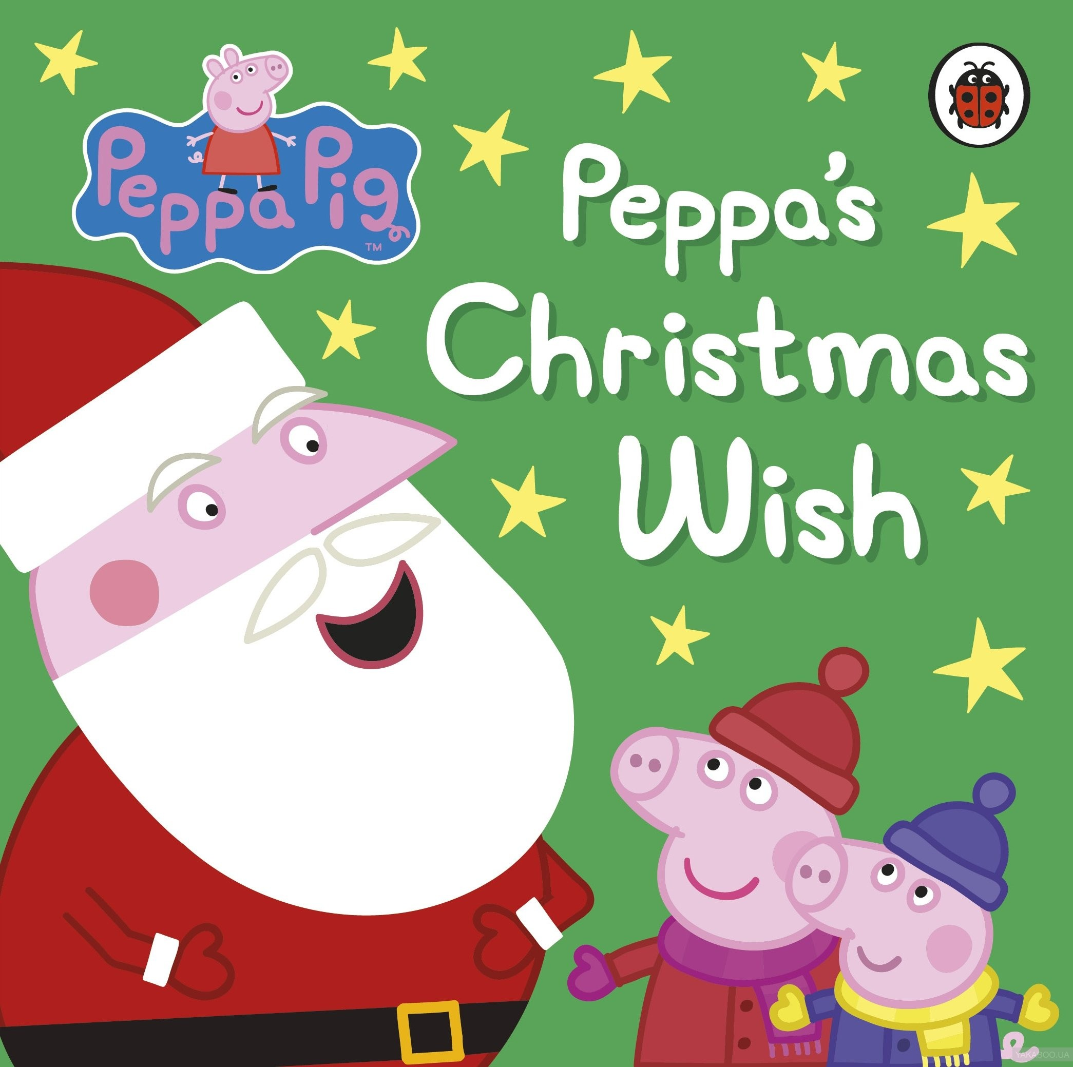 Peppa Pig: Peppa's Christmas Wish фото