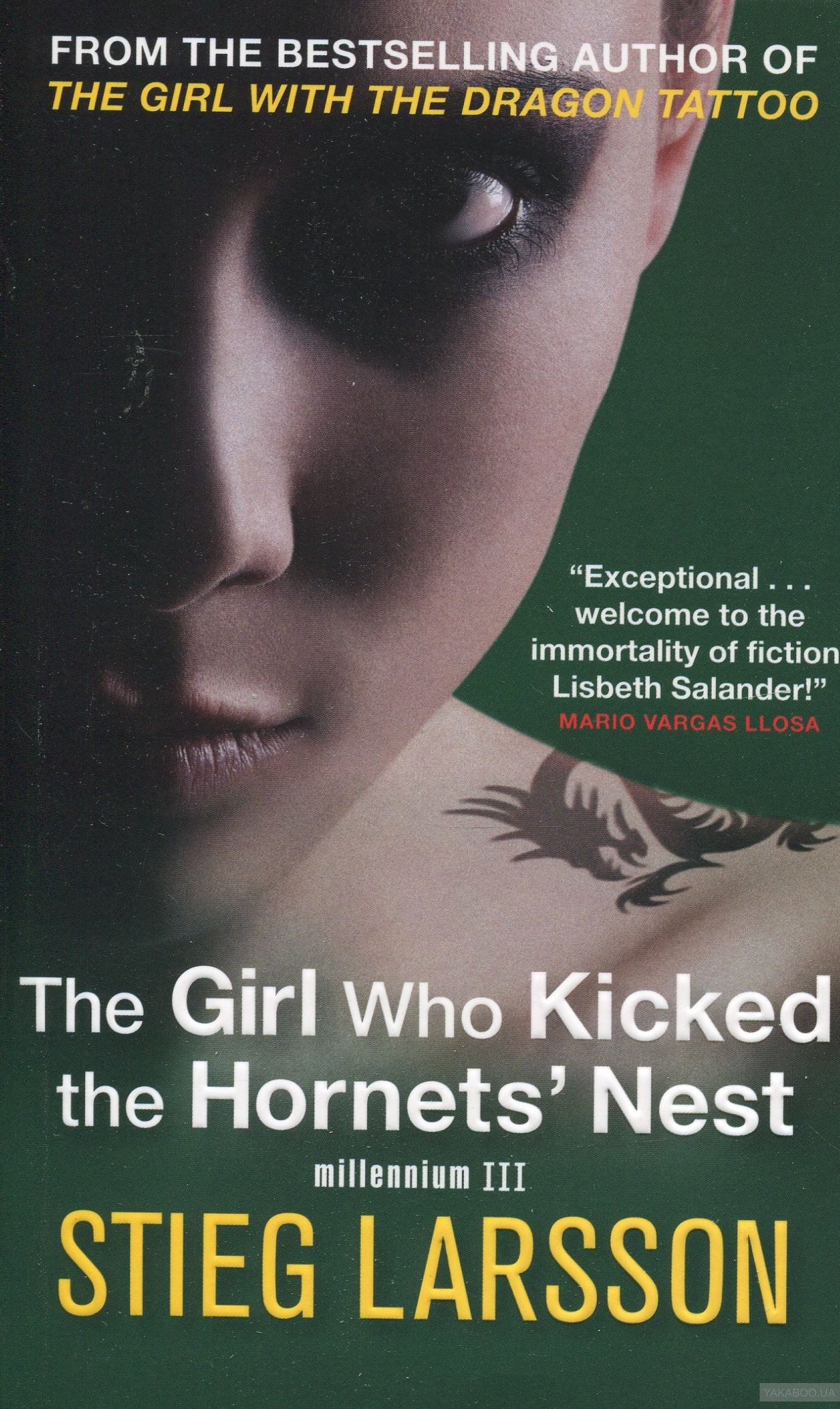 The Girl Who Kicked the Hornets' Nest