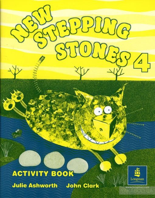 New Stepping Stones 4. Activity Book