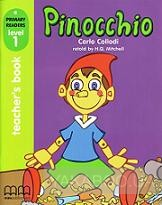 Pinocchio. Level 1.Student's Book (+CD) фото