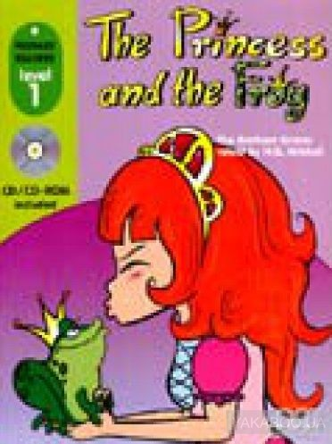 The Princess and the Frog. Level 1. Student's Book (+CD)
