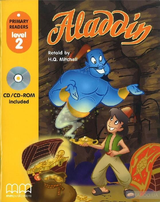 Aladdin. Level 2. Student's Book (+CD)