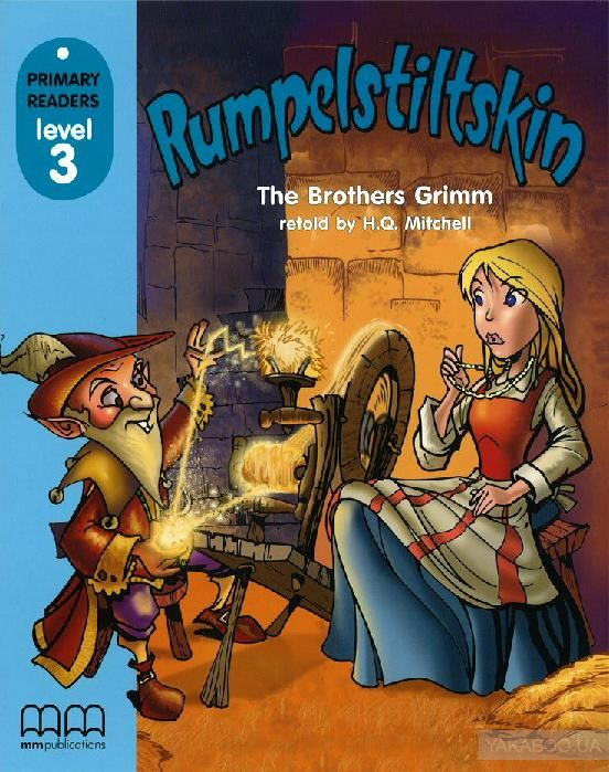 Rumpelstiltskin. Level 3. Student's Book (+CD) фото