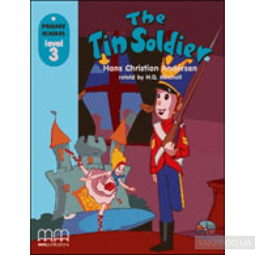 Tin Soldier. Level 3. Student's Book (+CD)