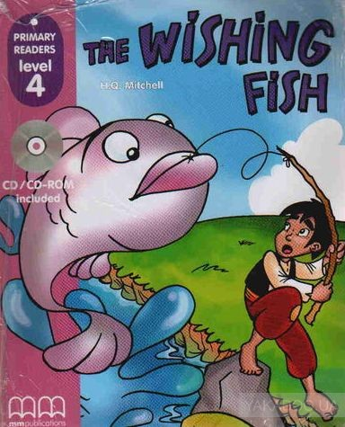 Wishing Fish. Level 4. Student's Book (+CD)