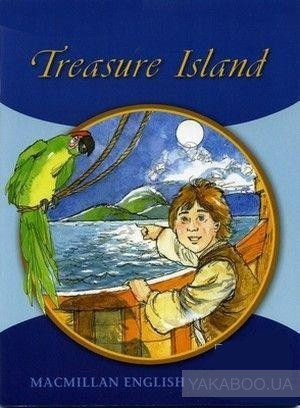 Treasure Island. Book with CD. Level 3