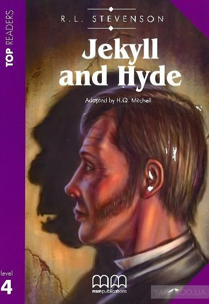 Jekyll and Hydy. Book with CD. Level 4