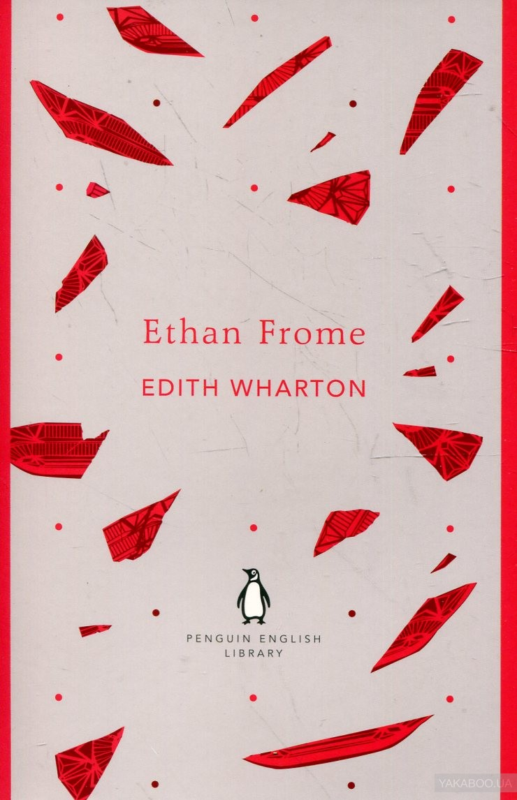 an analysis of the happiness in the novel ethan frome by edith wharton