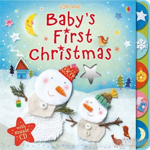 Baby's First Christmas (+ CD) фото