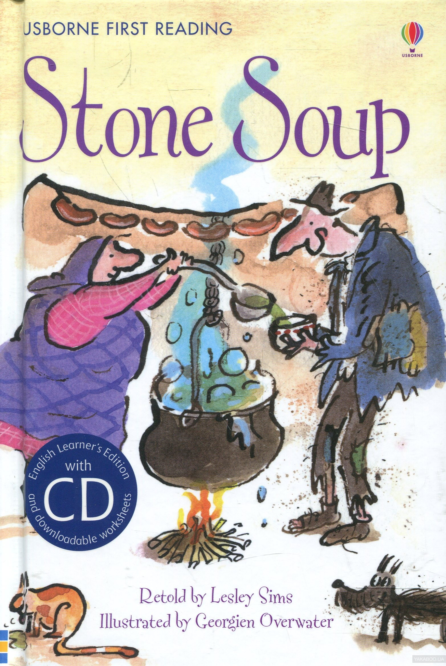 Stone Soup (+ Audio CD) фото