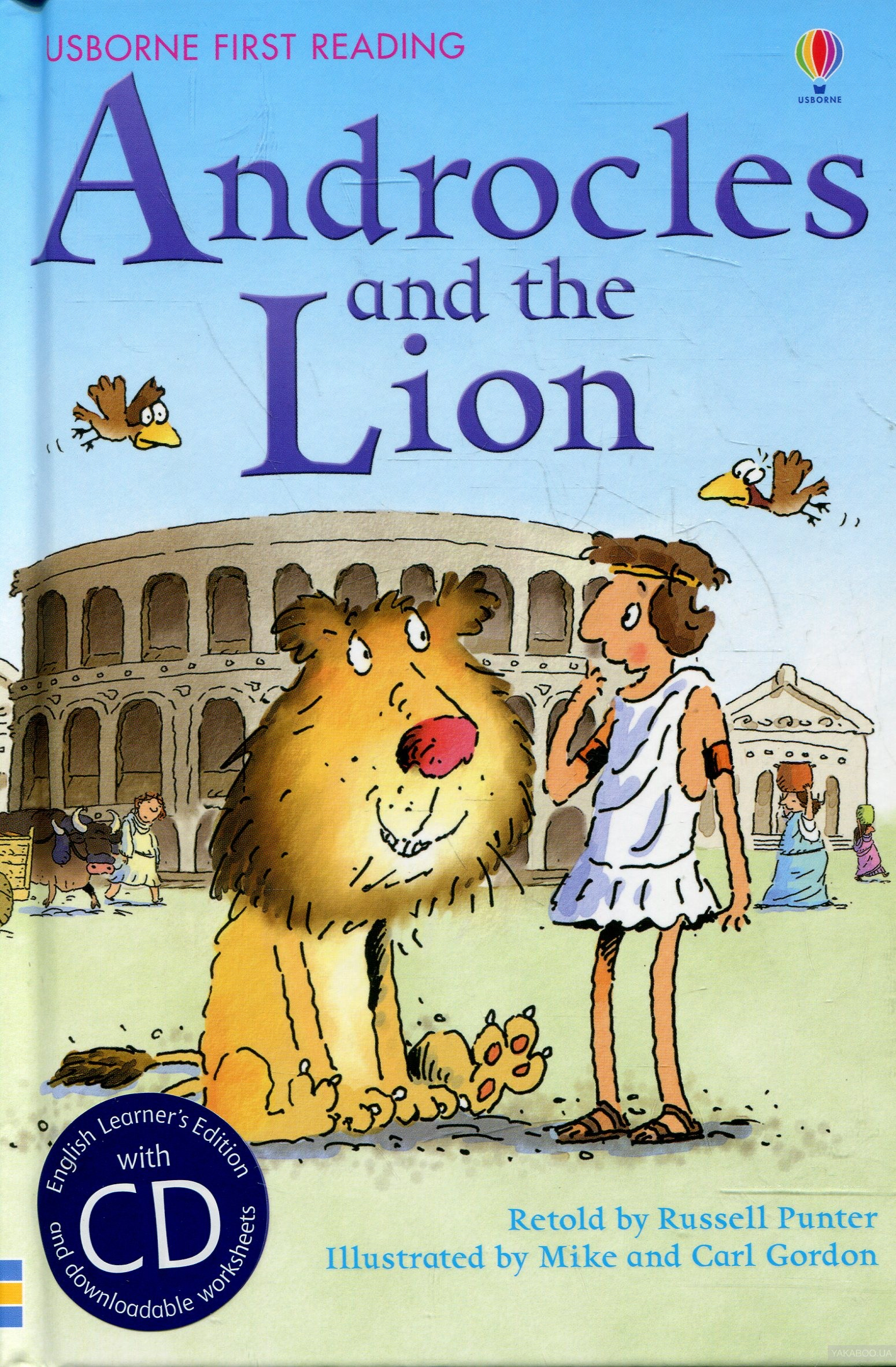 Androcles and the Lion (+ Audio CD)