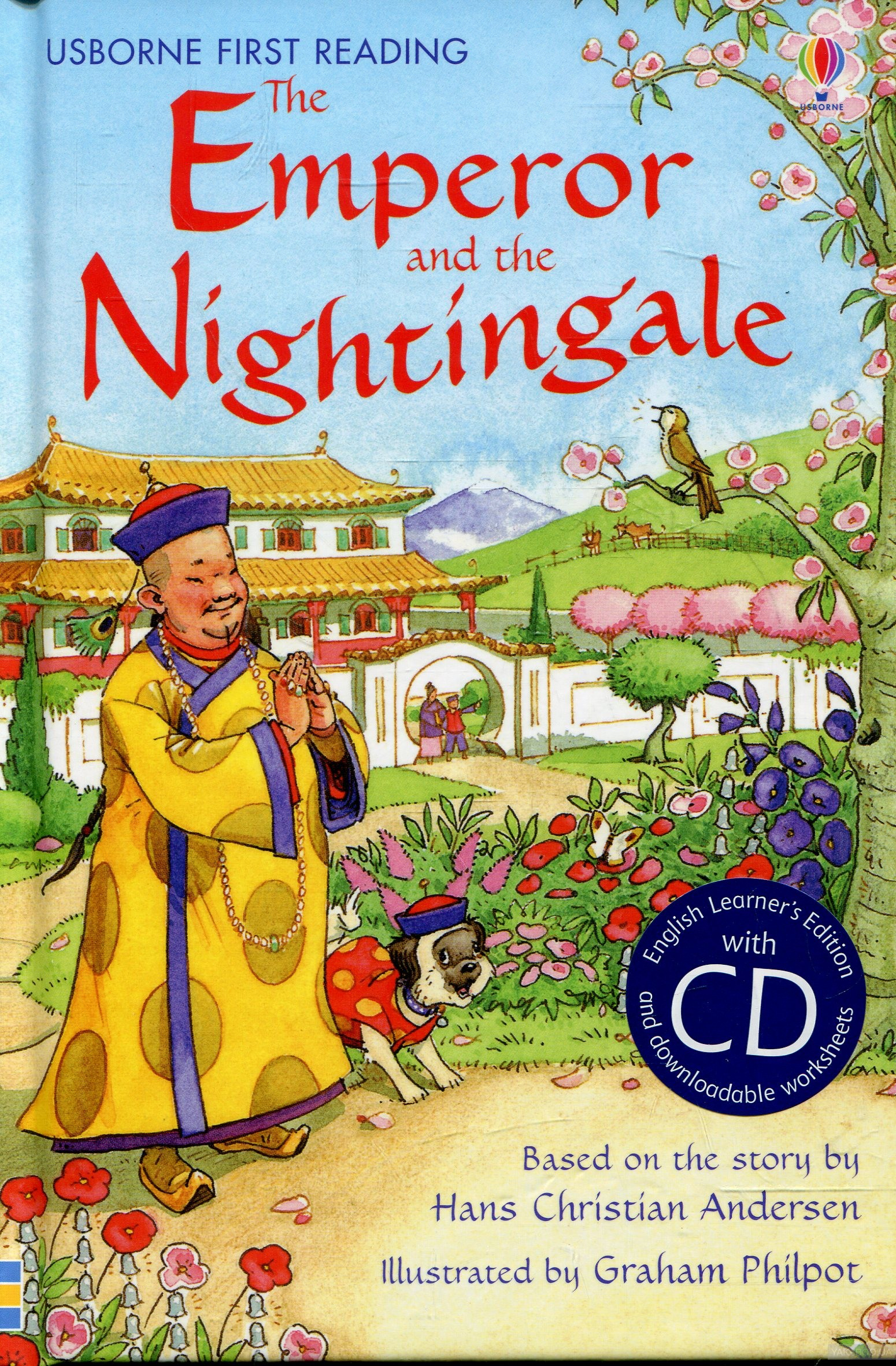 The Emperor and The Nightingale (+ Audio CD)