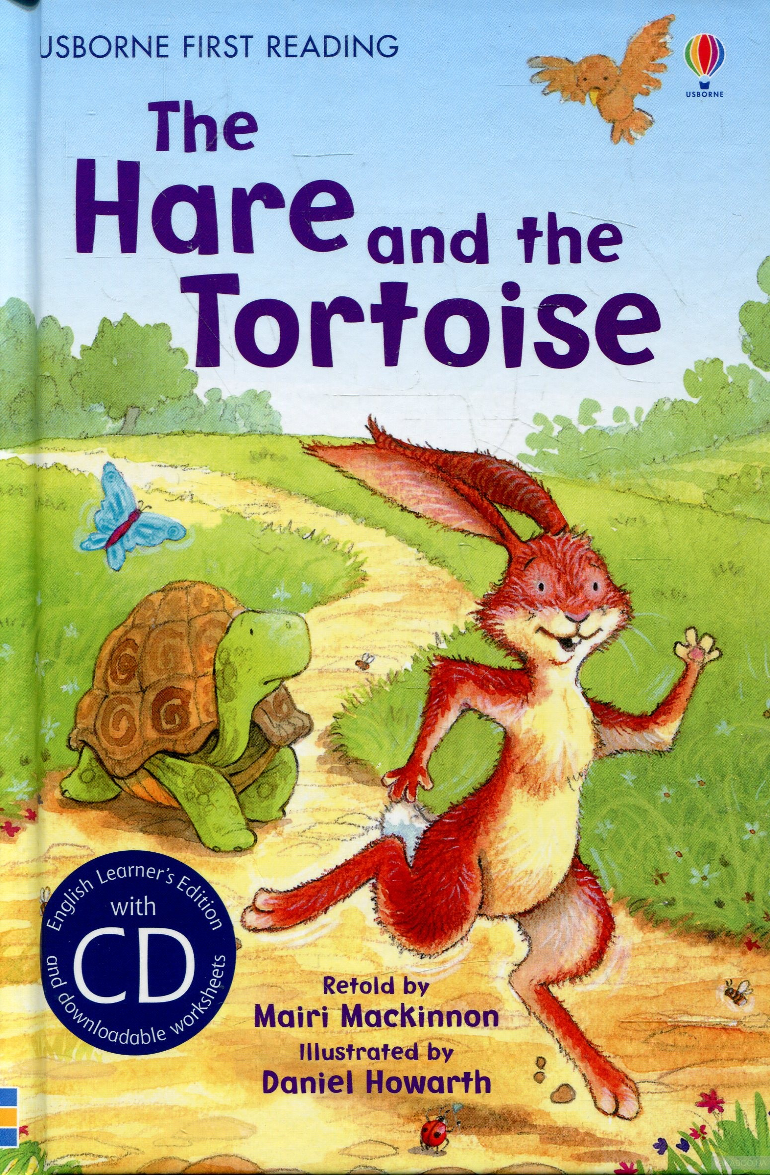 The Hare and the Tortoise (+ Audio CD)