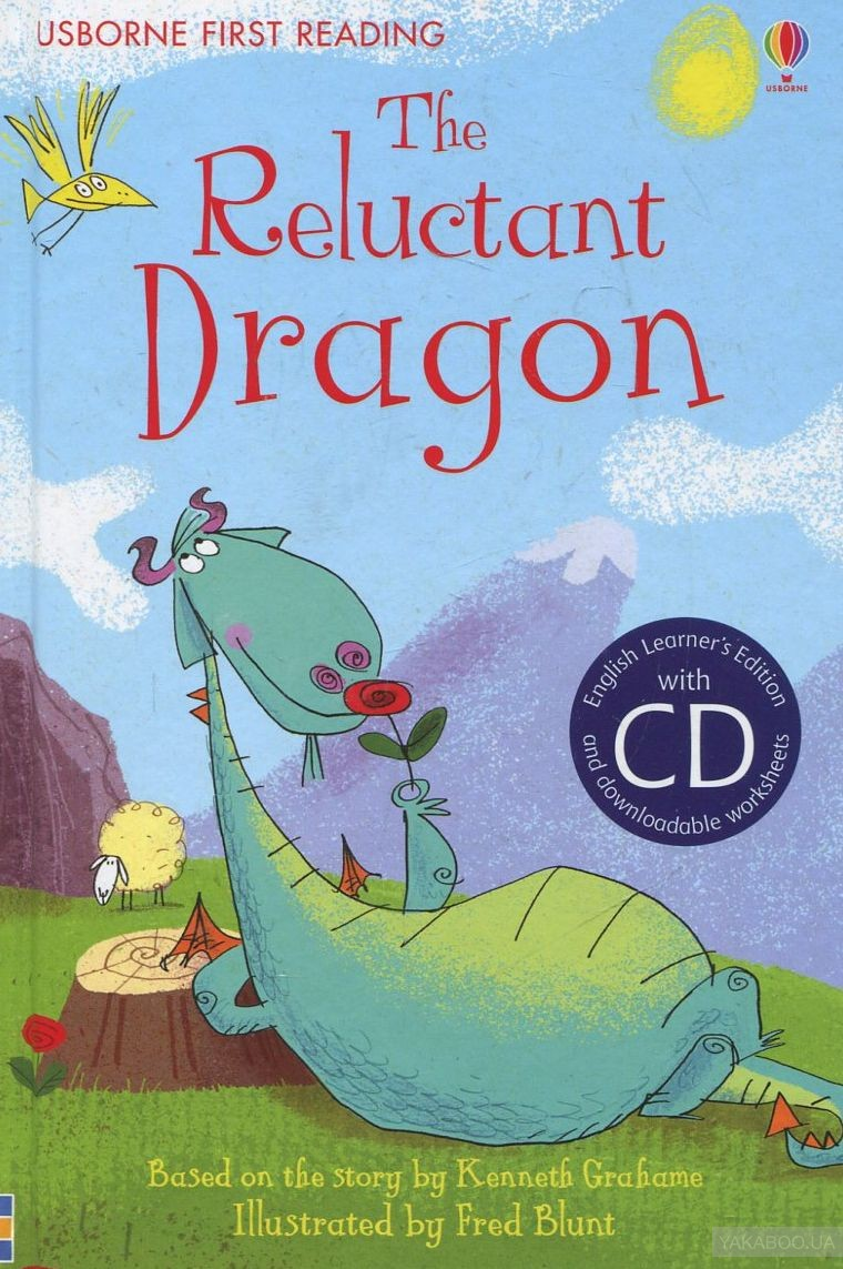 The Reluctant Dragon (+ CD) фото
