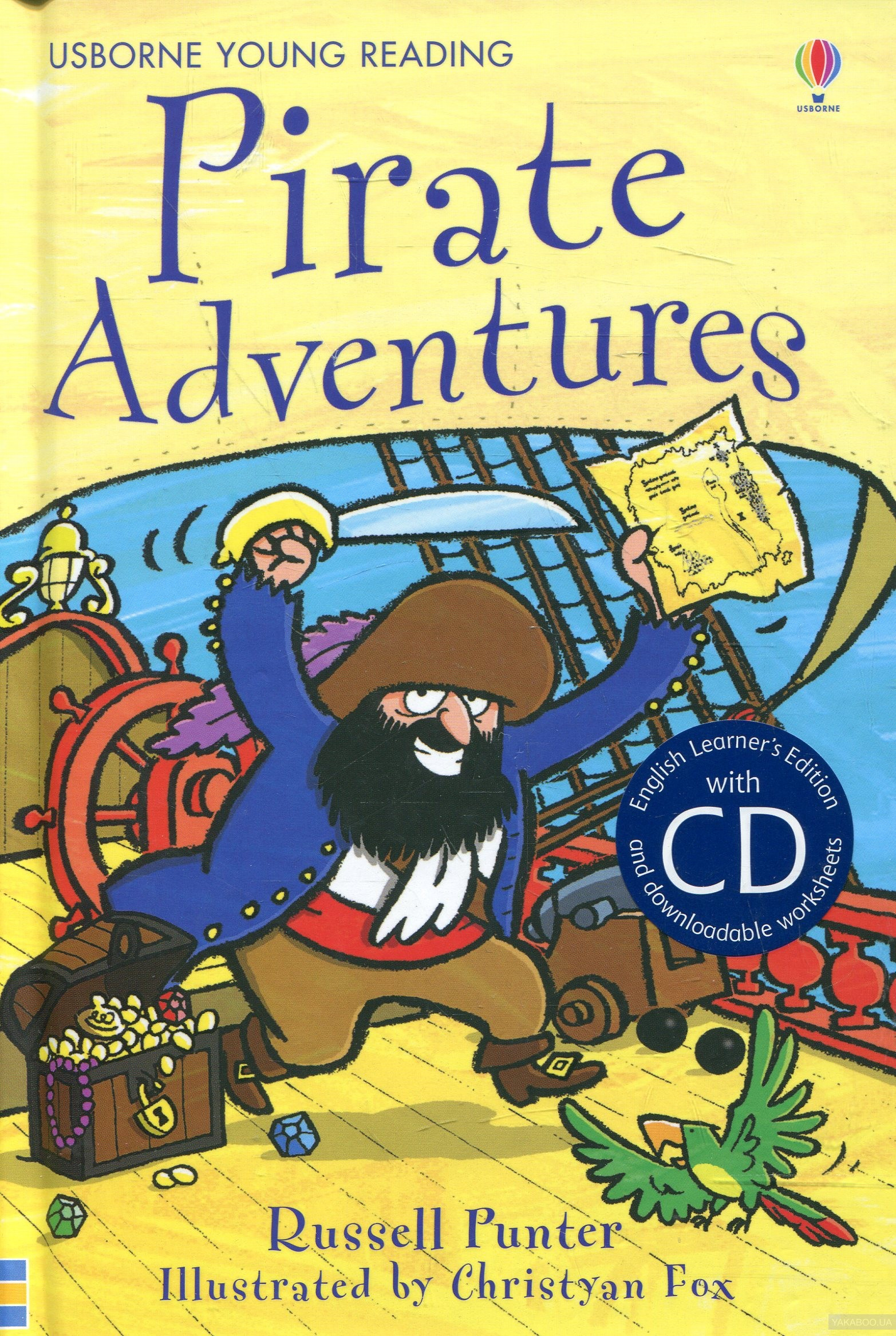 Pirate Adventures (+ Audio CD) фото