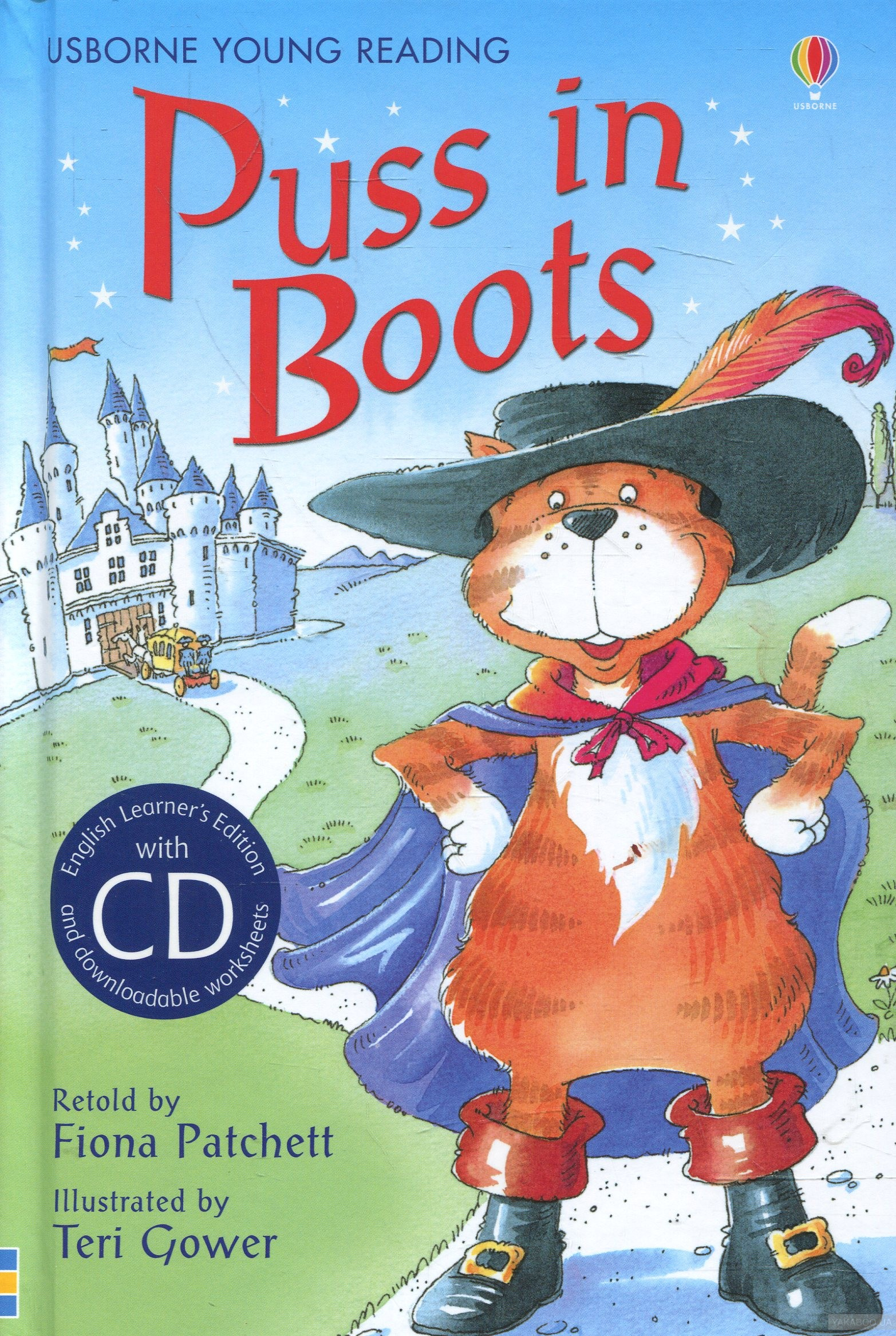 Puss in Boots (+ Audio CD) фото