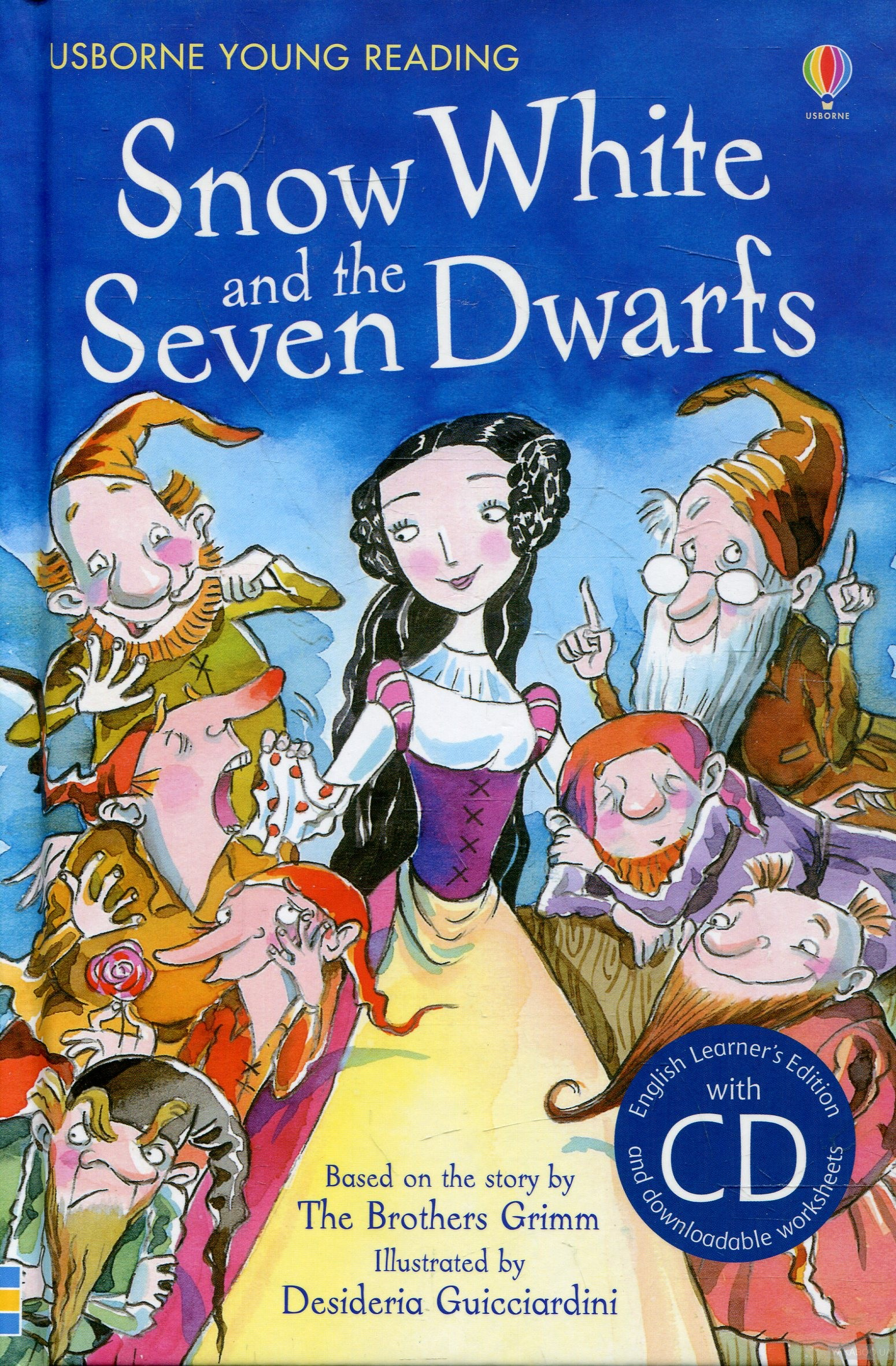 Snow White and the Seven Dwarfs (+ Audio CD) фото
