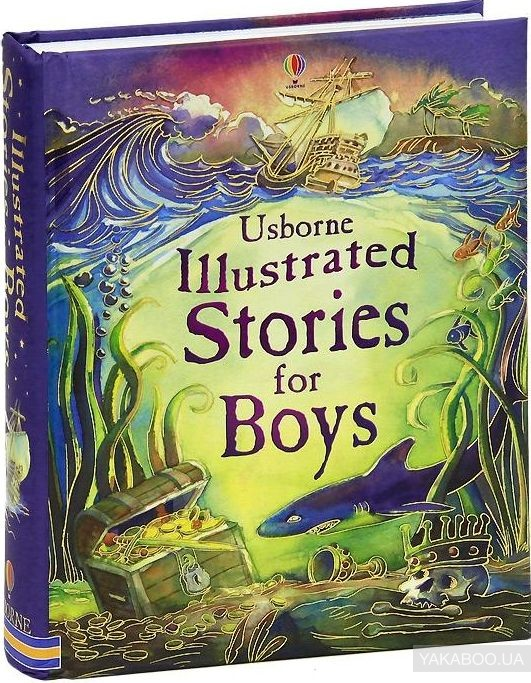Illustrated Stories for Boys фото