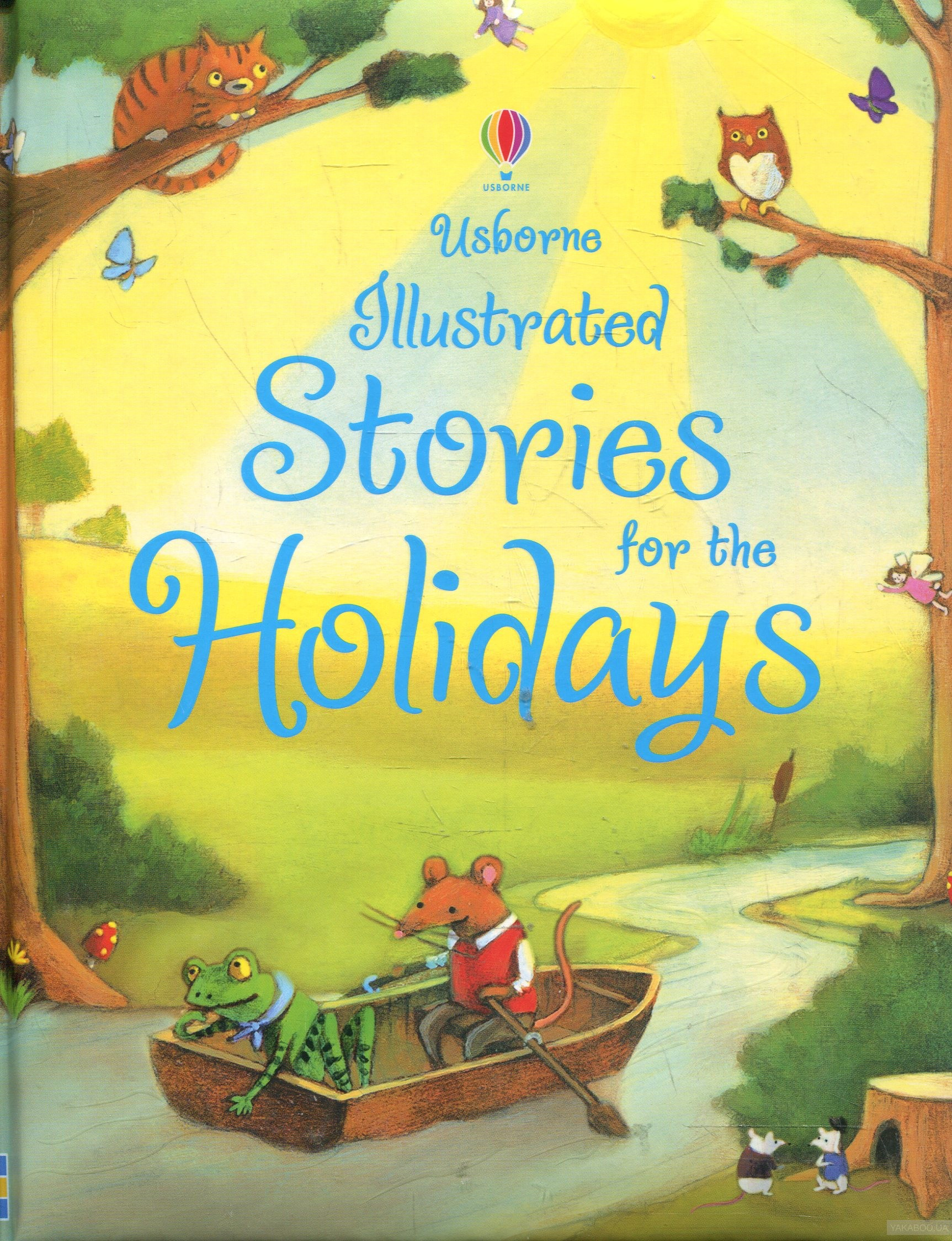 Illustrated Stories for the Holidays фото
