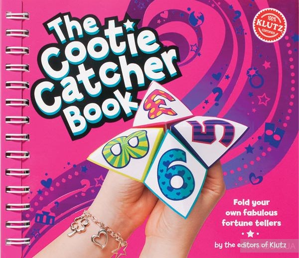 The Cootie Catcher Book фото