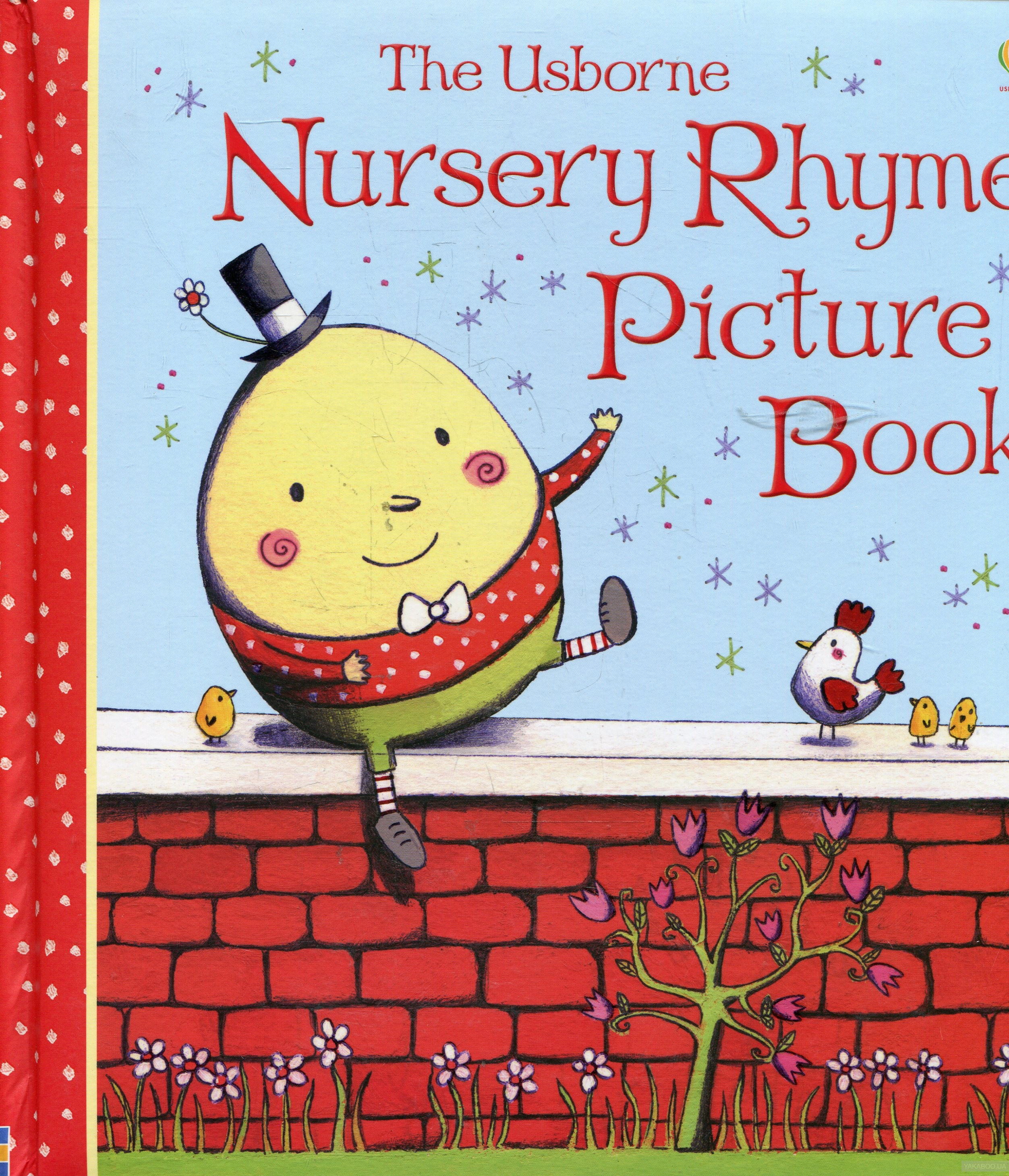 Nursery Rhyme Picture Book фото