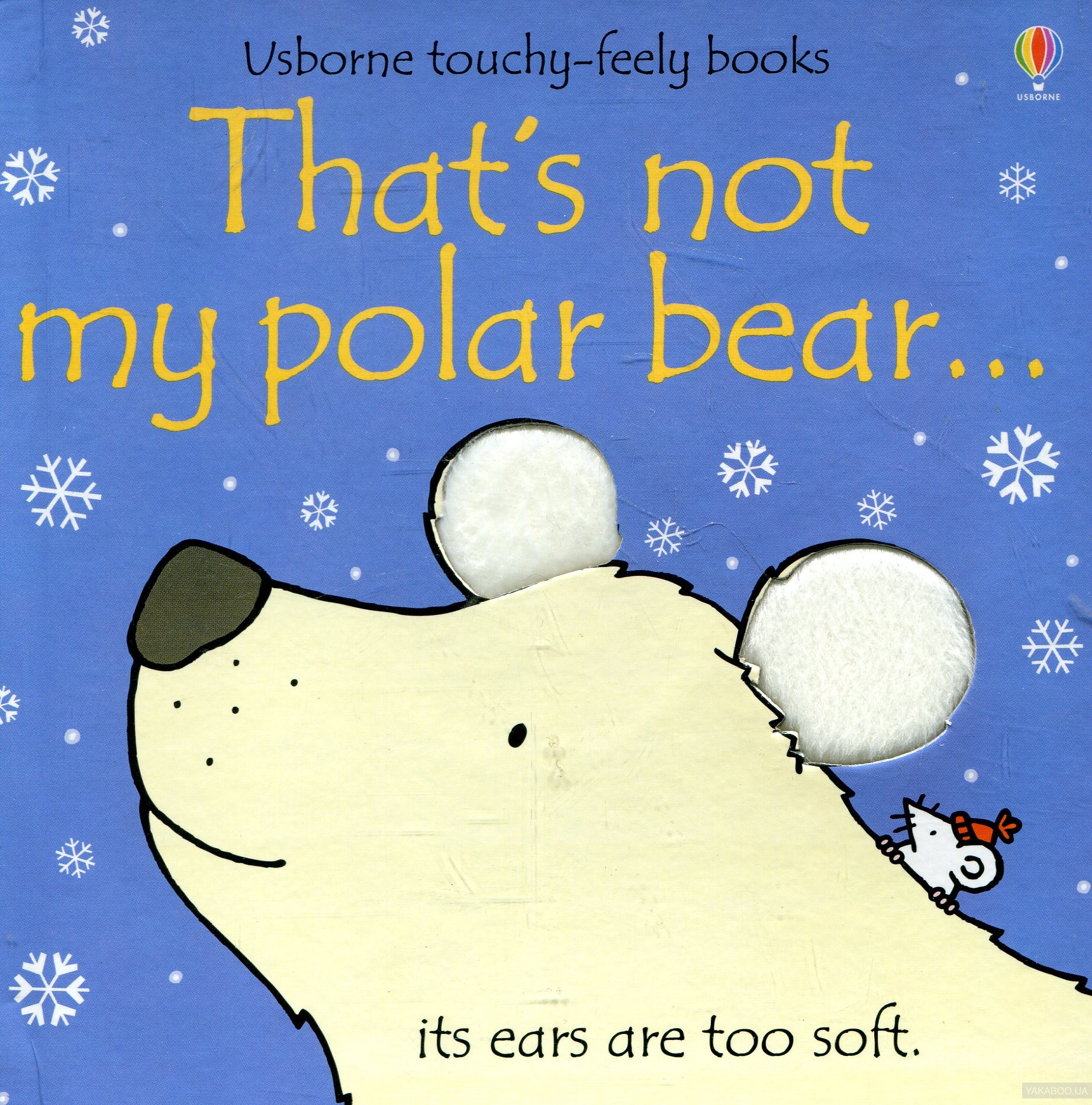 That's Not My Polar Bear