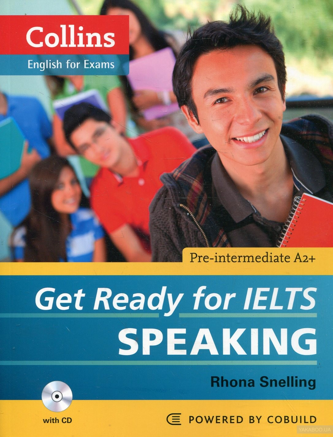 Collins Get Ready for IELTS: Speaking (+ 2 CD-ROM)