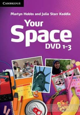 Your Space Levels 1-3 DVD