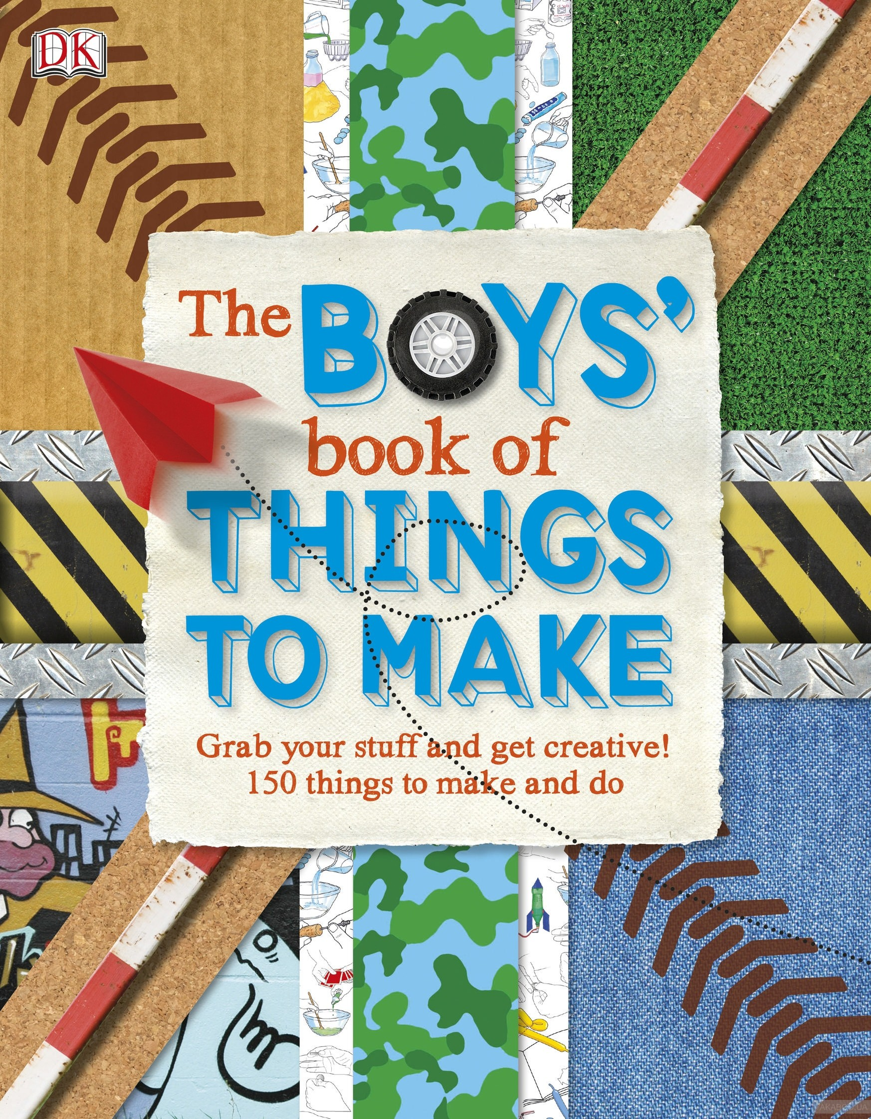 The Boys' Book of Things to Make фото