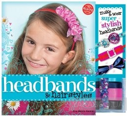 Headbands & Hairstyles: Made & Wear Super Stylish Headbands фото