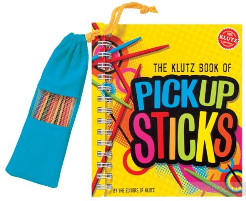 The Klutz Book of Pickup Sticks фото