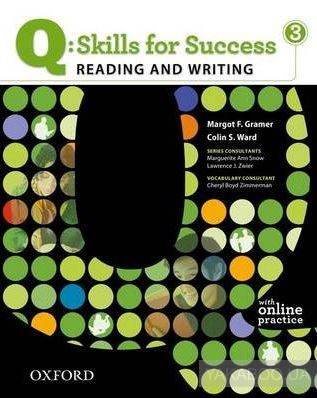 Q Skills for Success: Reading and Writing 3 Student Book with Online Practice
