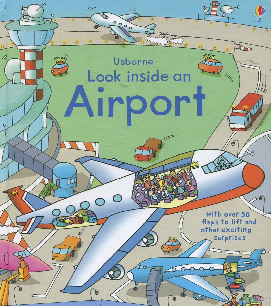 Look Inside an Airport