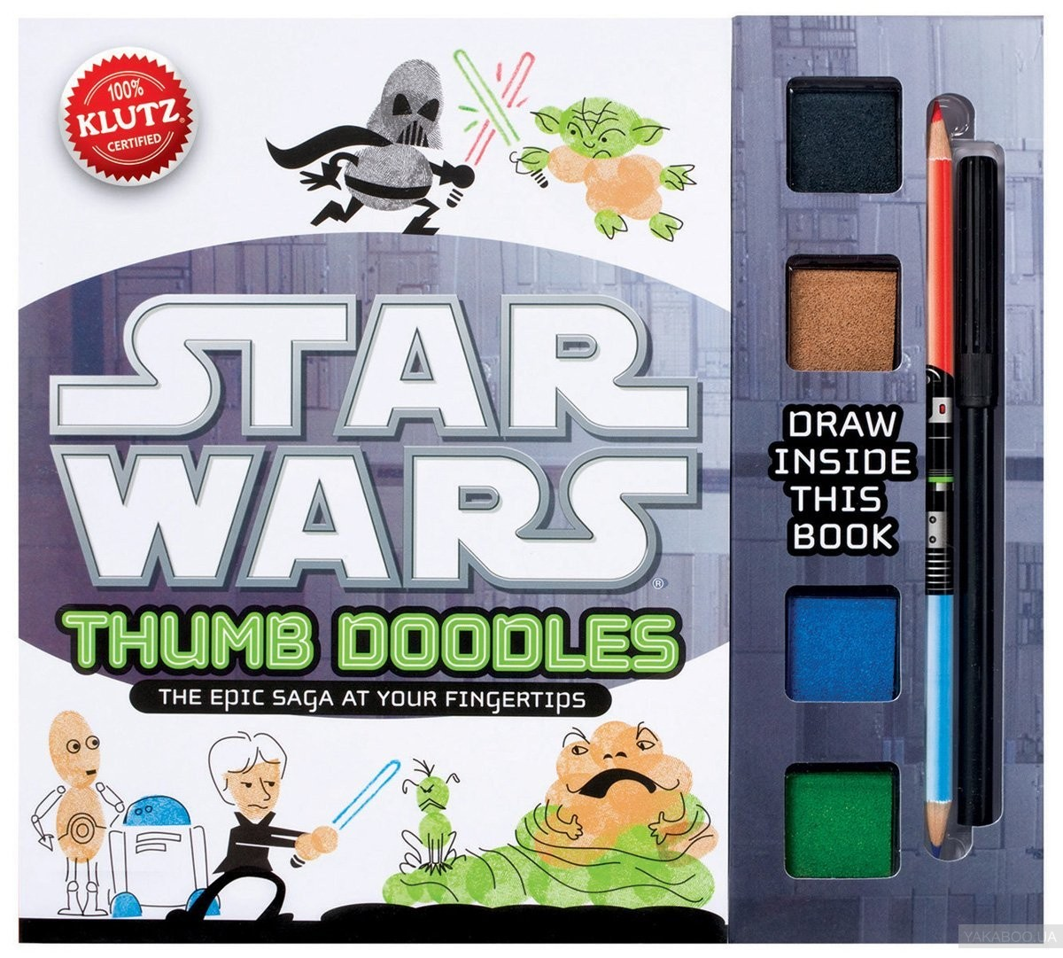 Star Wars Thumb Doodles фото