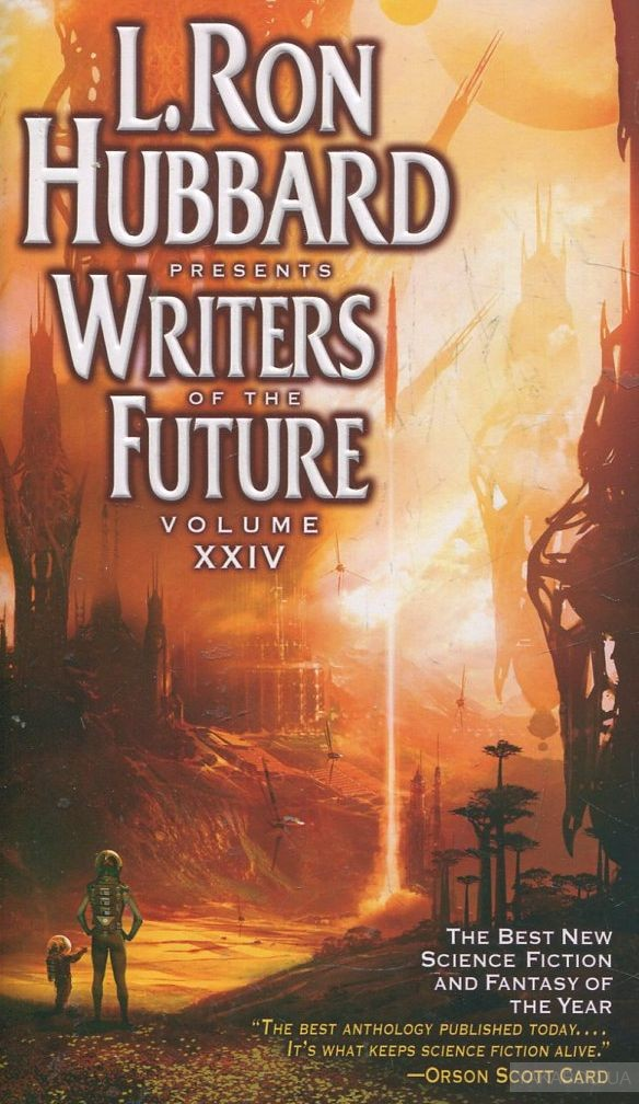 Writers of the Future. Vol. 24