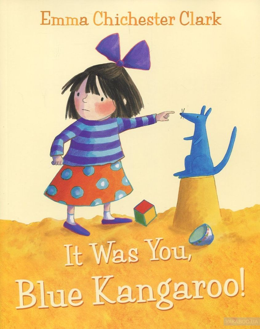 It Was You, Blue Kangaroo!