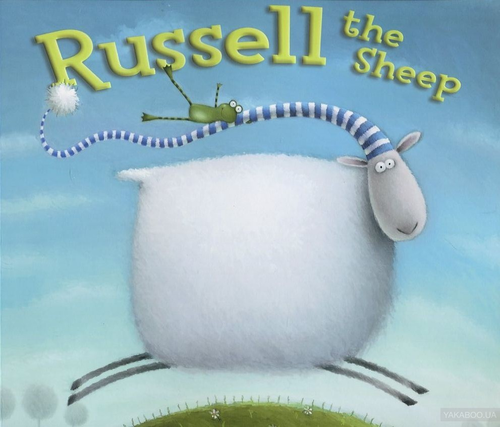 Russell the Sheep фото