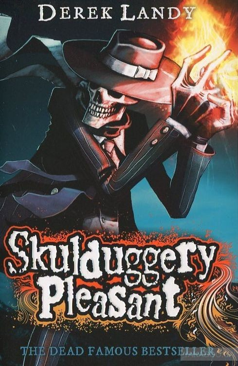 Skulduggery Pleasant. Book1