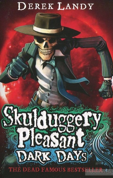 Skulduggery Pleasant: Dark Days. Book 4