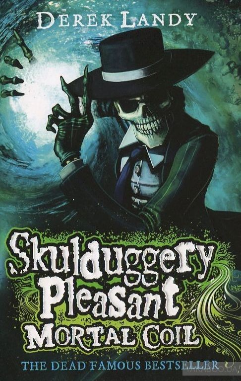 Skulduggery Pleasant: Mortal Coil Book. 5