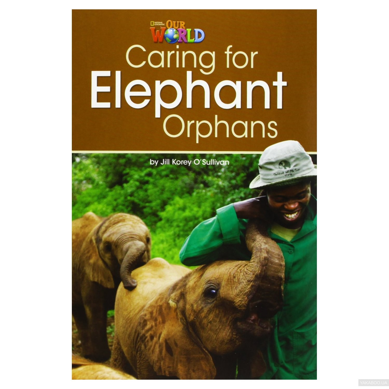 Caring for Elephant Orphans Reader фото