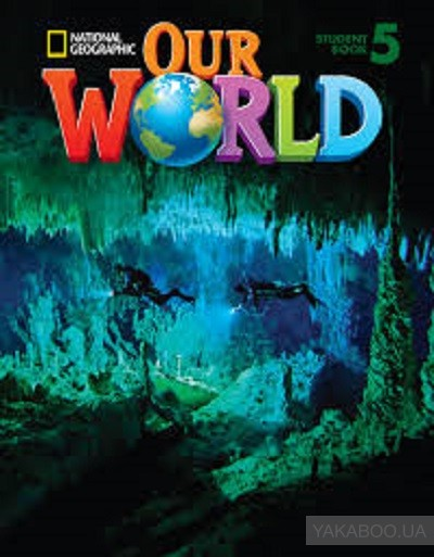 Our World 5 Workbook with Audio CD