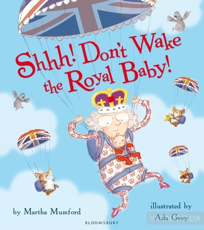 Shhh! Dont Wake the Royal Baby!