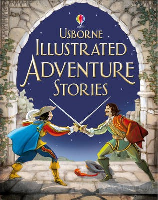 Illustrated Stories of Adventure фото